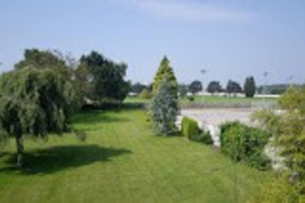 Parc sur golf chambres dans villa proche lille villas for Chambre d hote lille