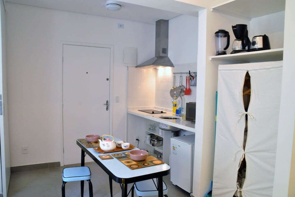Fully equiped kitchen / cozinha equipada