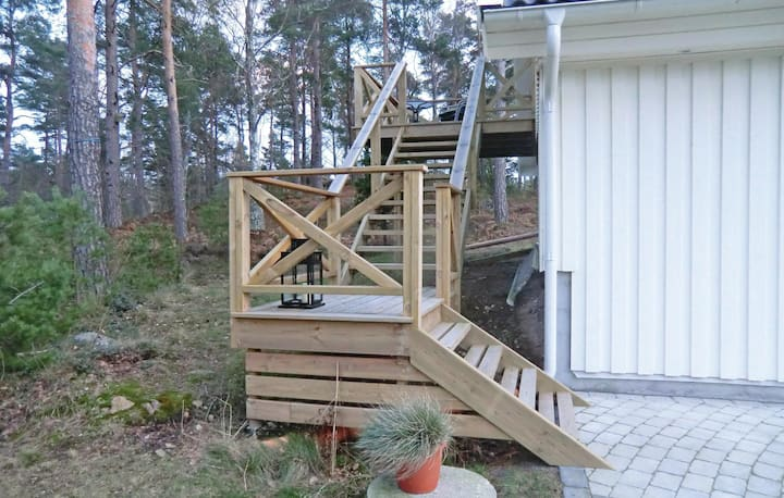 Holiday apartment with 1 room on 55m² in Mönsterås