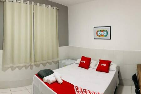 Hotel! Suite espetacular 210 TV AR-COND, INTERNET