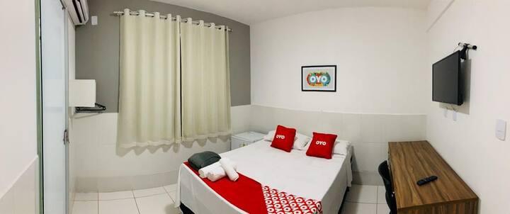 Hotel! Suite espetacular 210 COM CAFÉ DA MANHÃ