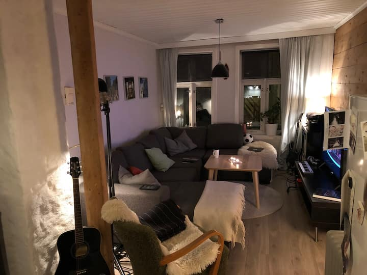 Cozy place in the middle of everything in bergen