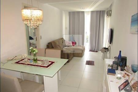 apartamento em stella maris finamente decorado - Appartamento