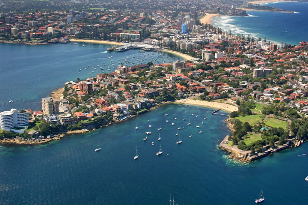 Little Manly Cove