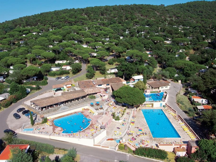 Les 3 piscines