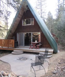 Secluded A-frame in Nature, Clean and Disinfected