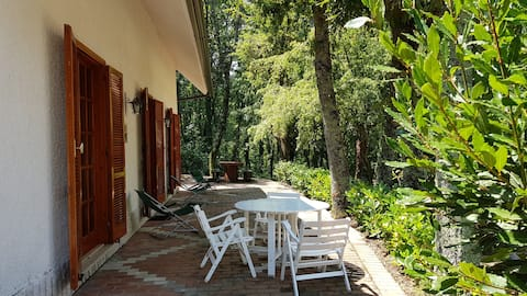 CasaLalla, nature and relax