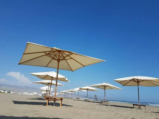 Dpto. de playa Condominio Las Terrazas, Asia