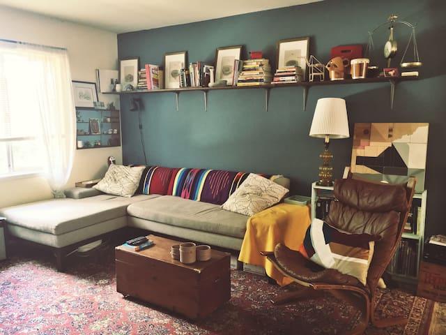 Charming Apartment on Lake Merritt - Oakland - Huoneisto
