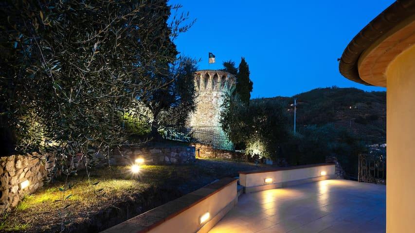 Il Torrione: Elegance & luxury villa near Lucca