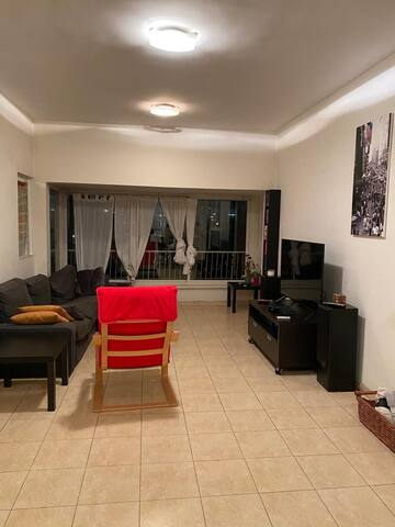 Spacious apartment in great location of Tel Aviv