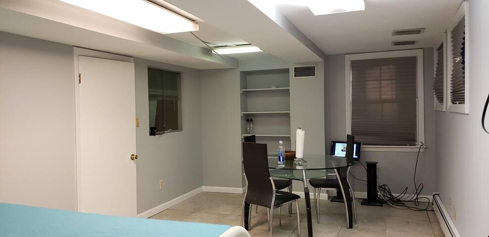 Single Private Room, Private Entrance