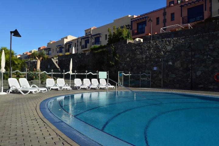 Superbe maison avec piscine terrasse et vue mer