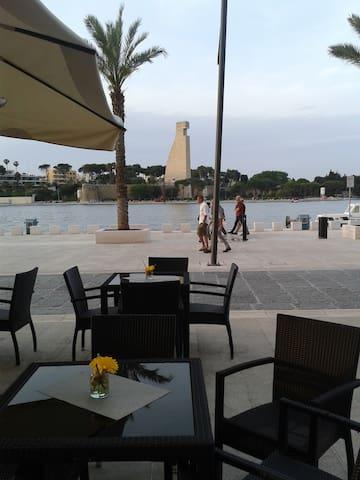 il porto in casa Brindisi vacanze - Brindisi - Apartment