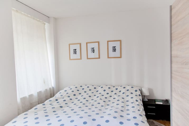 5 min. from Zurich Main Station - Zurigo - Appartamento