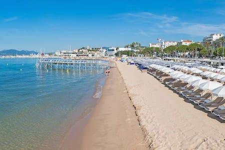 Apartement Sud**** Croisette Cannes - 戛纳 - 公寓