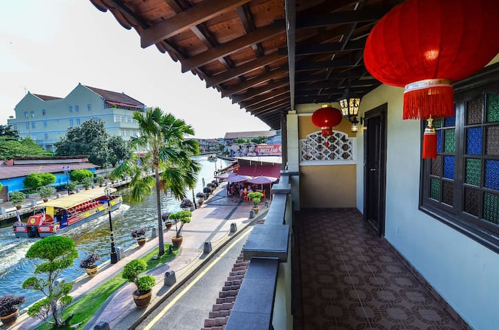 Vista Rio Melaka - Malaca - Altres
