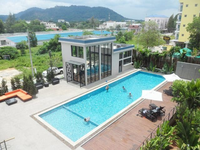 APPART DE 100m2 de luxe sur le golf - Phuket - Apartemen