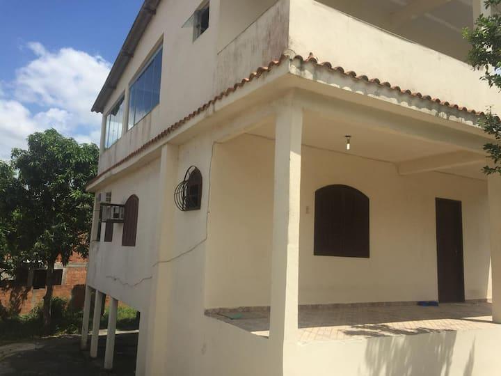 Casa inteira, 2 quartos - Cabo Frio