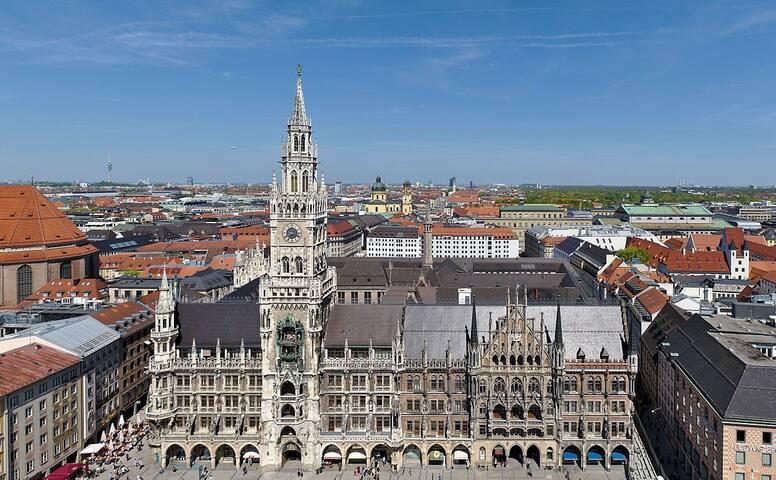 Nettes Appartement im Zentrum von München