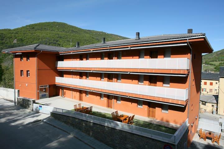 Apartamento La Faiada - El Pont de Suert - Daire