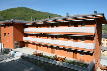 Apartamento La Faiada - El Pont de Suert - Appartement