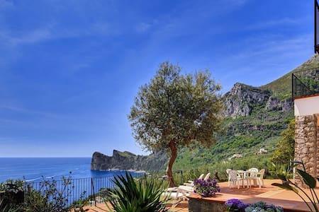 Casa Miomar - Beach, Relax, Comfort - Marina del Cantone