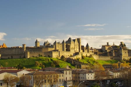 L'Escalette au Sud de Carcassonne - Alet-les-Bains - Apartemen