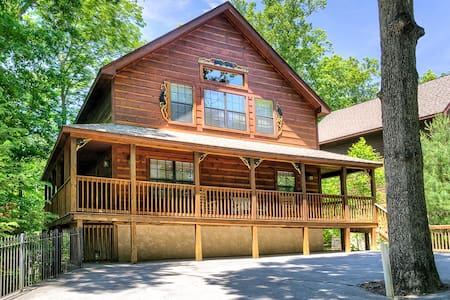 6bd/5ba Brookstone Lodge Free trip ins in Winter! - Pigeon Forge
