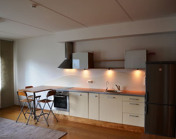 Friendly apartment with sauna - Peetri - Apartamento