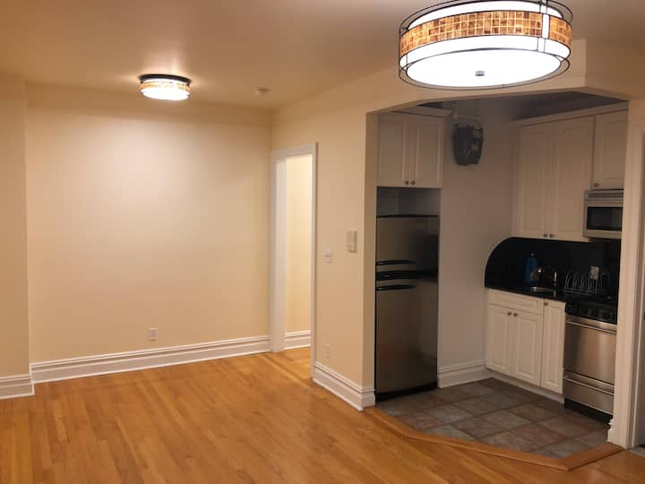 Renovated Studio Apt  Riverside Park NYC
