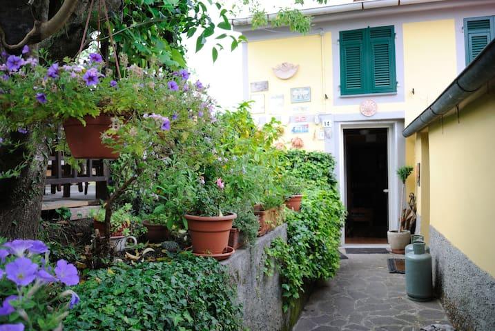 Casetta/Maisonette Cinque terre. - Bracelli - Casa