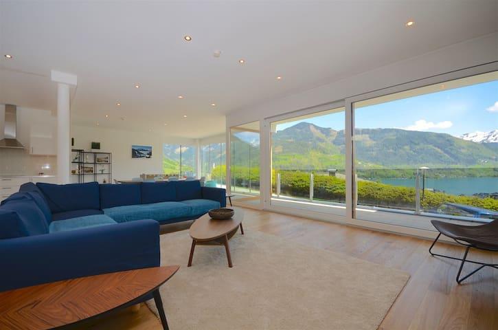 Appartement Eichenhof Top 3 - grandioser Luxus über 2 Etagen, zauberhafter Ausblick auf den See
