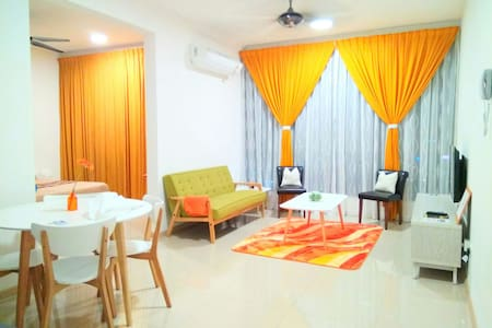 One Bedroom Apt @ Cozy Suites - Shah Alam - Appartement