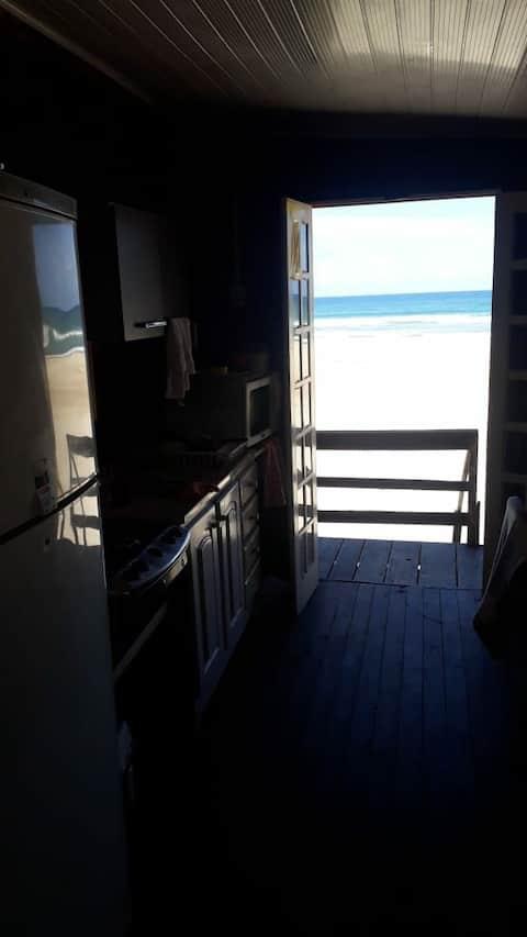 Casa na Beira do Mar na Galheta