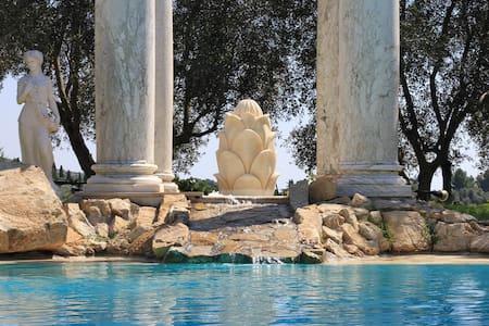 """I Ruderi"" Estate, charming villas: Villa Etrusca - Capalbio"