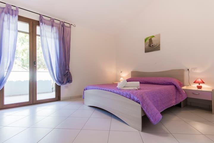 Casa Rossa Porto Pino (IUN P7462)