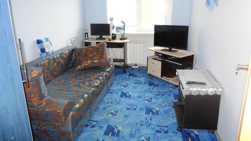 Комната у наших родителей! - Sankt-Peterburg - Appartement