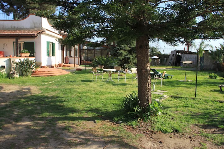 ...acasadibruno - lago patria - Bed & Breakfast