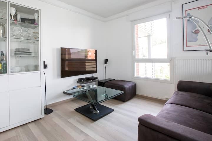 "Modern & cozy apartment ""Carpe Diem"""