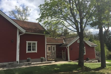 Countryside home for the big family - Sigtuna - Дом