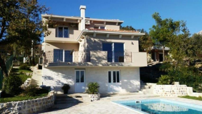 Villa Soleada with open pool - Herceg Novi - Villa