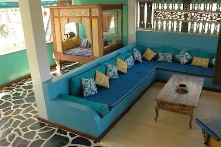 Kai's Beach House Gili Air Lombok  - House