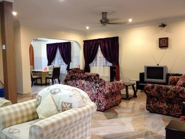 Homestay Seri Binjai di Ipoh Perak - Ipoh - House