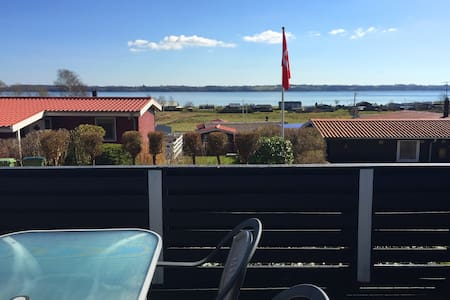 Amazing view of the water - Aabenraa - Chatka