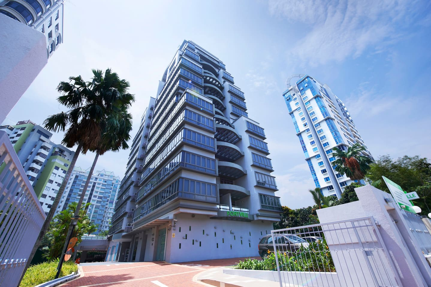 FORTVILLE Serviced Apartments