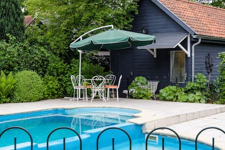 THE POOL HOUSE - Den Dolder