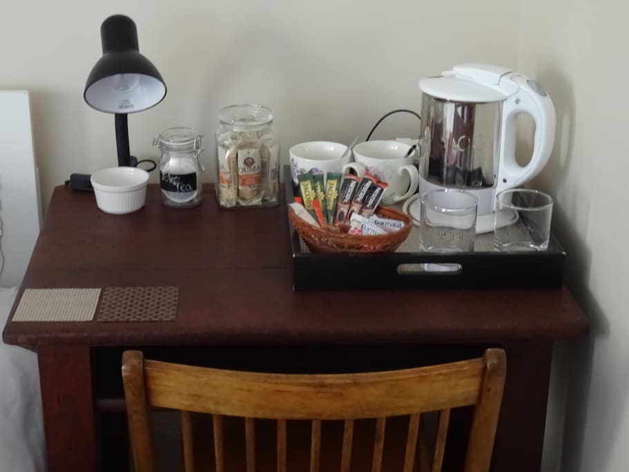Coffee/Tea / Workstation