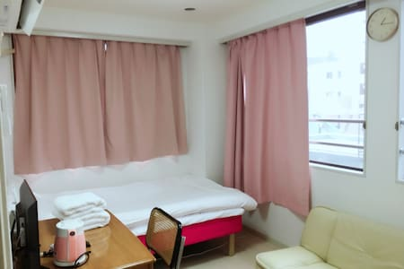 Tokyo netroom502 from Asakusabashi 8 mins by walk - Taitō-ku - Lejlighed