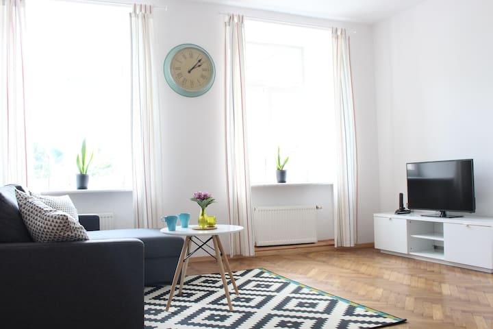 Apartamenty Krakowskie 36 Lublin - Single One - ลูบลิน - อพาร์ทเมนท์